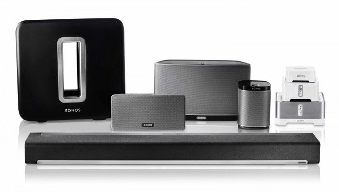 The Sonos Play:1 Wireless Network Speaker is great as a standalone player but can also be added to an existing Sonos system.