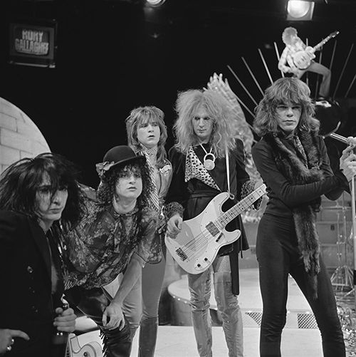 Their visual style influenced the look of many 1980s-era glam metal groups.