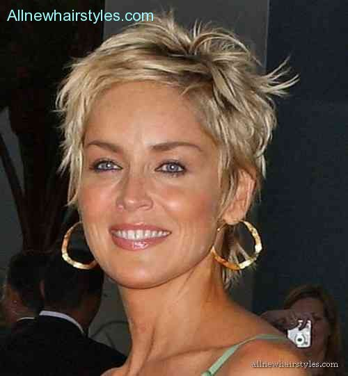 Fresh Sharon Stone Hairstyles on Hairstyle Design Ideas with ...