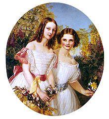 Princess Alexandra and sister Maria Feodorovna (Dagmar of Denmark) - Wikipedia, the free encyclopedia