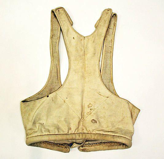 Bodice Date: 19th century Culture: Swedish Medium: leather