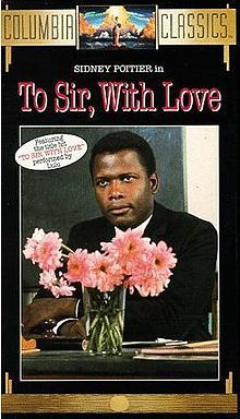 To Sir, with Love is a 1967 British drama film starring Sidney Poitier that deals with social and racial issues in an inner city school. James Clavell both directed and wrote the film's screenplay, based on the semi-autobiographical novel To Sir, With Love by E. R. Braithwaite.