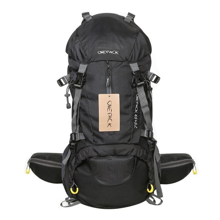 ONEPACK 50L(45+5) Hiking Backpack Daypack Waterproof Outdoor Sport Camping Fishing Travel Climbing Mountaineering Cycling : Sports & Outdoors