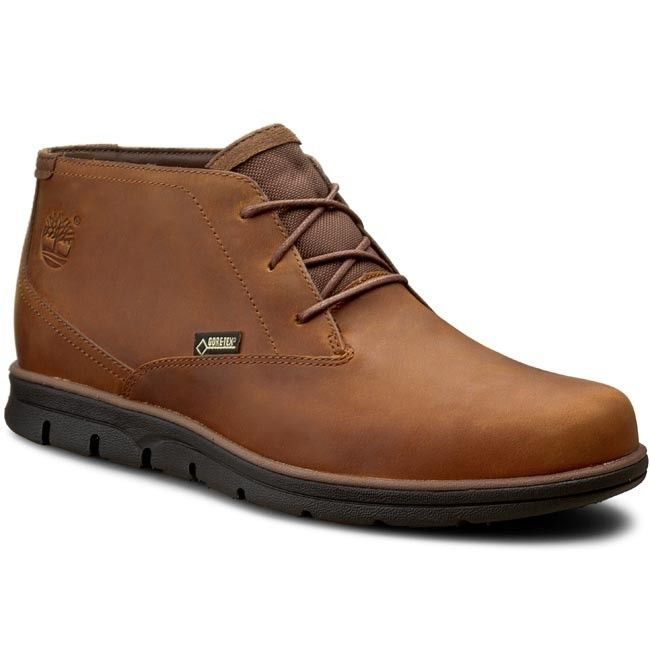 Ghete TIMBERLAND - Bradstreet Casual Ch A155W Medium Brown
