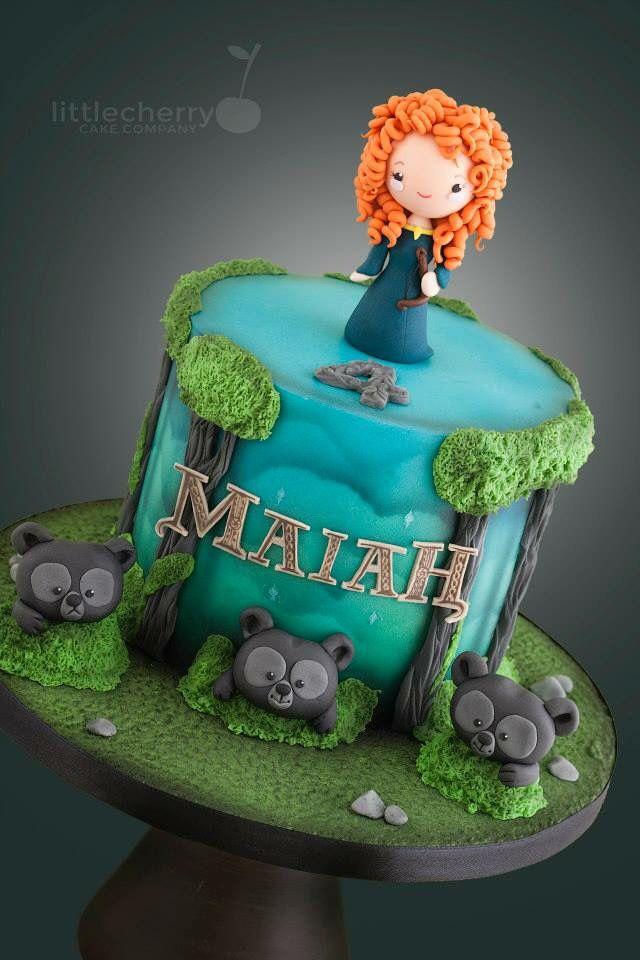 Merida Cake                                                                                                                                                      Mais