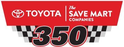 Toyota Save Mart 350 Starting Lineup at Sonoma #NASCAR