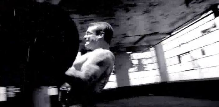 Henry Rollins Workout Routine