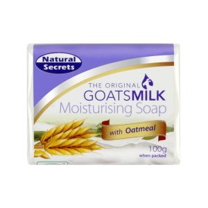 NEW !! Goats Milk Soap with Oatmeal