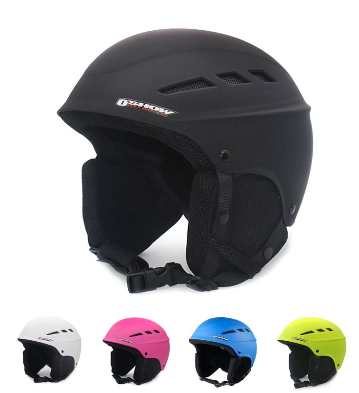 33.28$ Watch here - http://ali6ad.shopchina.info/1/go.php?t=32798414620 - OSHOW Ski Helmet For Adult Half-Covered Snowboard Helmet Sports Helmet Women Helmet Covers 58-62cm Head Safety #buymethat