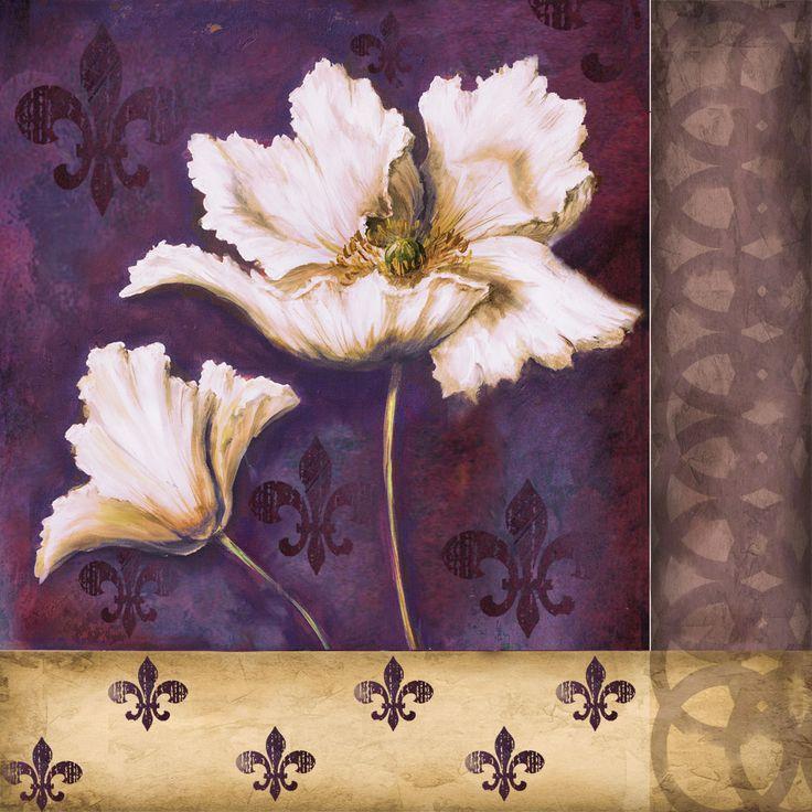 plum designs | Tre Sorelle's Art Licensing Program