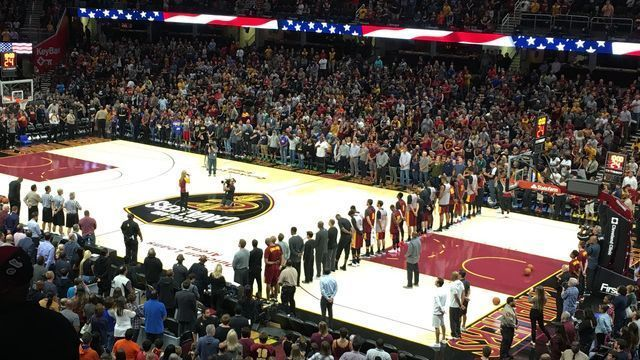 Rose, Wade highlight Cavaliers scrimmage  ||  The Cleveland Cavaliers showcased a rough draft of their 2017-2018 team at Quicken Loans Arena. http://www.espn.com/nba/story/_/id/20899707/nba-cavaliers-scrimmage-quicken-loans-arena?utm_campaign=crowdfire&utm_content=crowdfire&utm_medium=social&utm_source=pinterest CAVALIERS GAME TICKETS - https://www.ticketlisters.com/Cleveland-Cavaliers