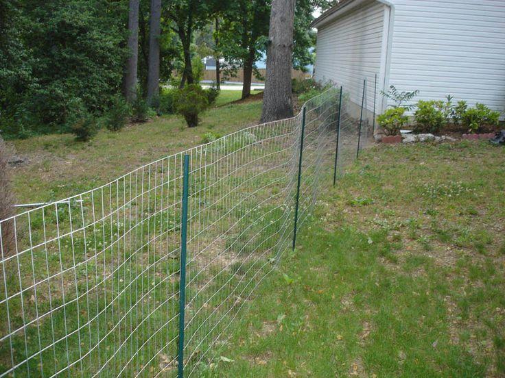 Make Temporary Fence For Dogs Http Artoespacio Com