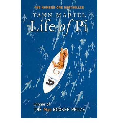 8/10: Life of Pi - Yann Martel