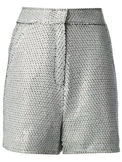 Acne Studios 'Tine Paillette' Shorts