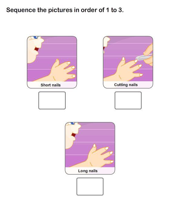 Kids Personal Hygiene Worksheet Learning Worksheets For Educational Children