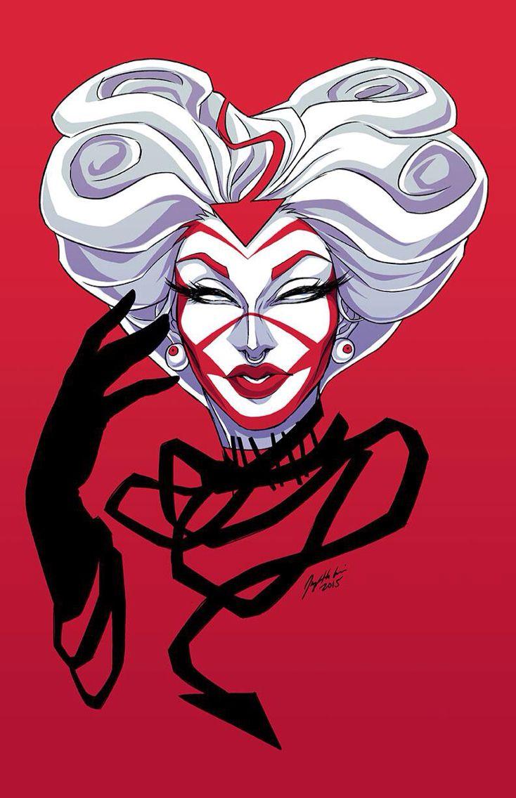 Pearl, RPDR 7, Fan Art illustration