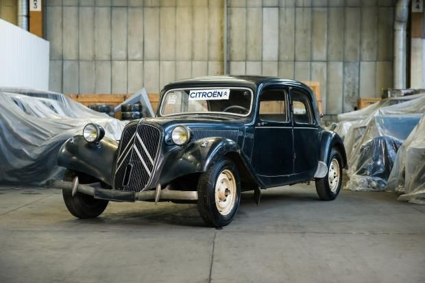 Citroën to sell off huge reserve of heritage vehicles | Classic & Sports Car