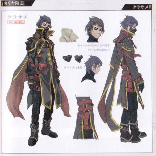 Character Design Final Fantasy Xv : Kurasame susaya fantasy concept art and