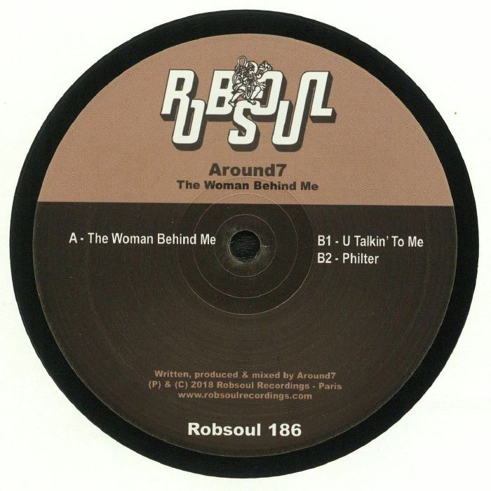 Around 7 - The Woman Behind Me (Robsoul Recordings) #music #vinyl #musiconvinyl #soundshelter #recordstore #vinylrecords #dj #House