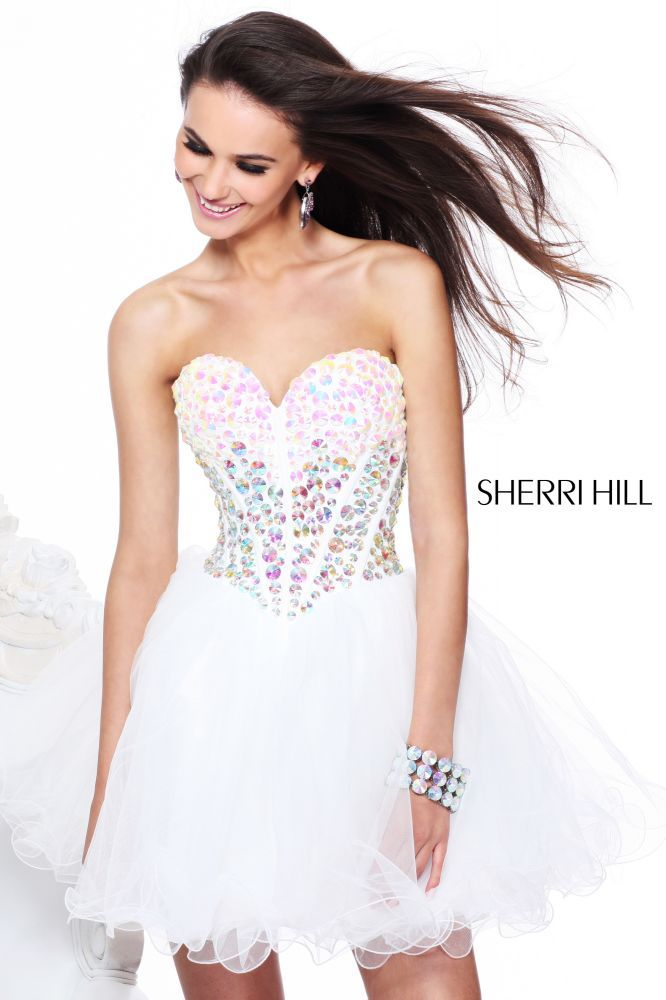 66 best Short dresses by sheri hill images on Pinterest | Formal ...
