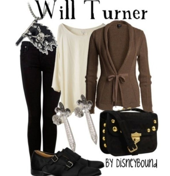 will turner inspired outfit