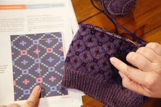 Tips for Reading Fair Isle Knitting Charts and Other Colorwork charts