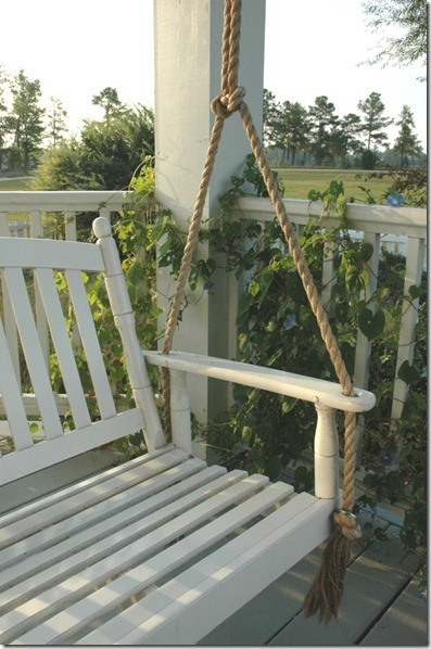 Porch swing plans with stand woodworking projects plans for White porch swing with stand