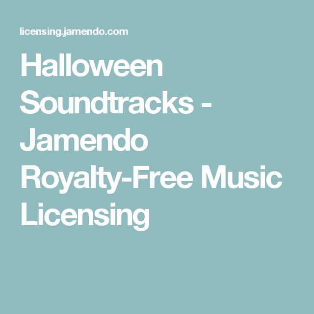 Fantastic place to download mp3 music for a Halloween treat.