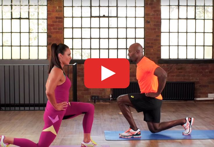 "Forget the ""booty"" craze. This focused routine will challenge you to build serious strength you... http://greatist.com/move/glutes-workout-video"