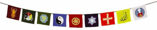 very cool peace flag. $32.95
