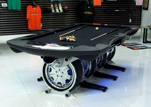 Awesome Pool Table