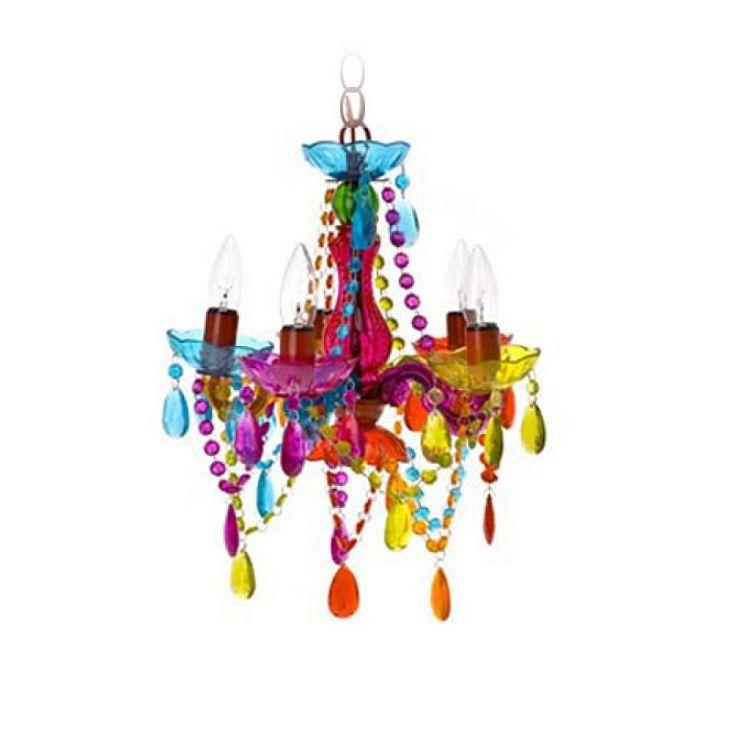 Busco una lampara de techo ara a con l grimas de cristal - Lampara de arana de cristal ...