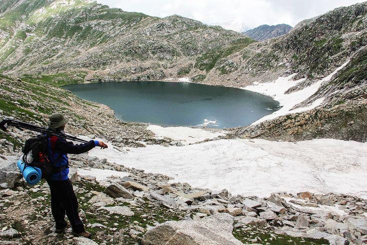 سیدگئی — سوات کی ناقابل فراموش جھیل - Pakistan - Dawn News