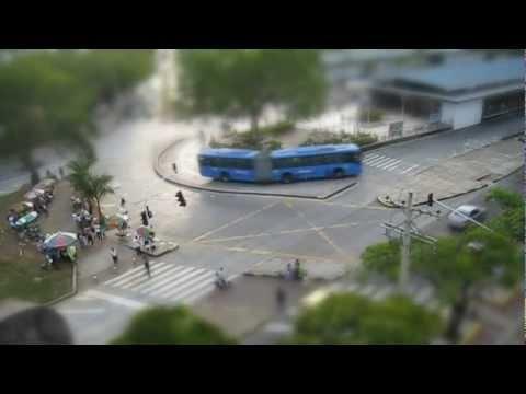 CALI MINIATURA ( time lapse Cali Colombia )