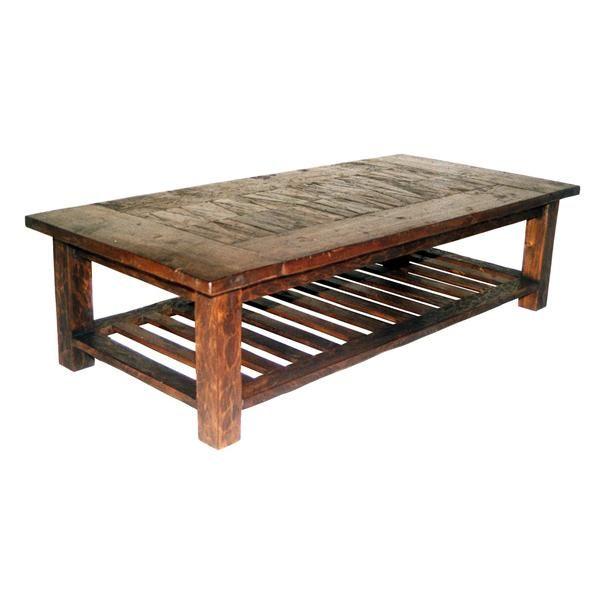 Inlay Coffee Table From Warisan Handmade Coffee