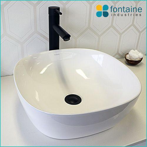 Annika Ceramic Basin