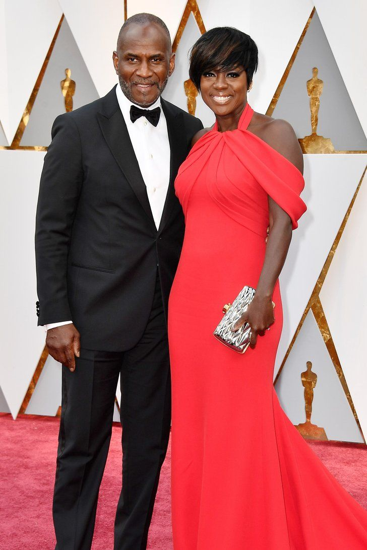 Viola Davis Doesn't Need Luck at the Oscars, She Has Husband Julius Tennon