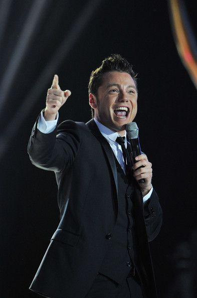 Tiziano Ferro Photos: World Music Awards 2010 - Show