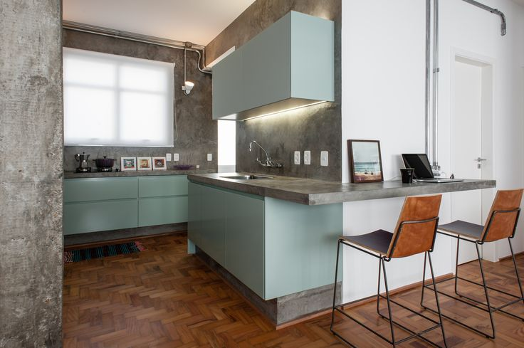 pm arquitetura, manoel guedes, sao paulo, 2013, kitchen