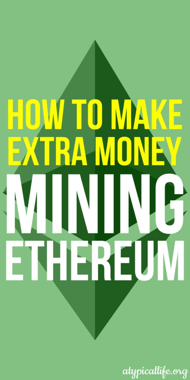 The ultimate guide to Ethereum mining. Everything you need to know to get started. The gear and software to start making money today. Earn extra money   Ethereum   Crytocurrency Mining   Blockchain