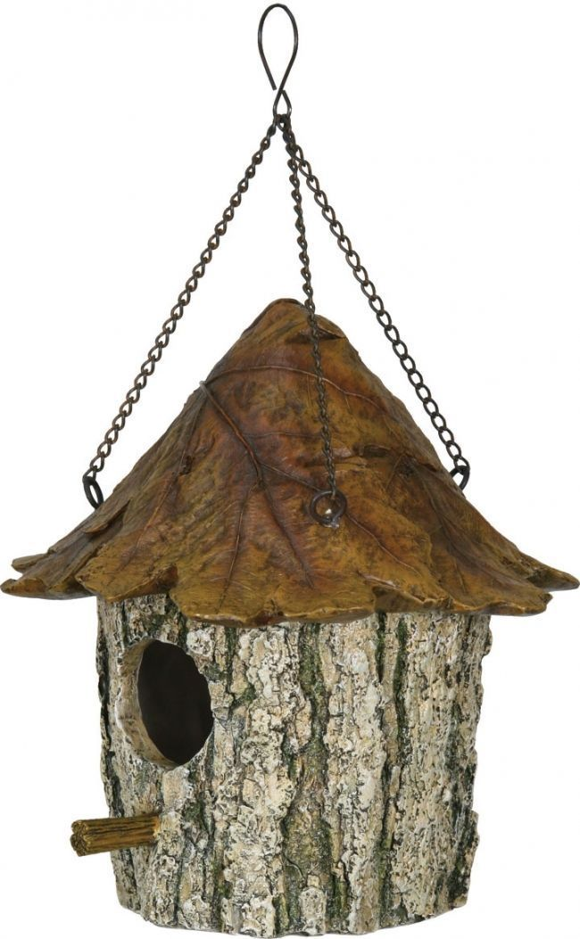 Oak Tree Birdhouse - American Expedition #birdhouses