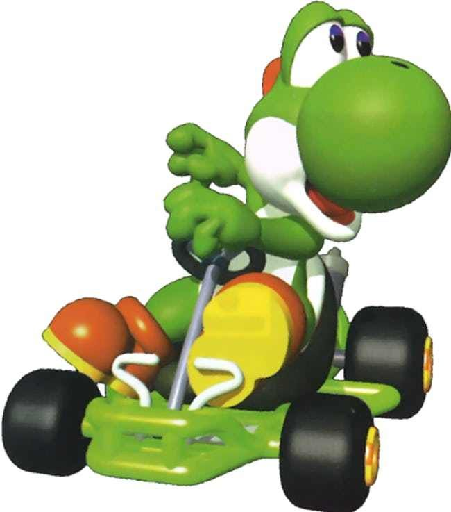Special Things Every Mario Kart 64 Character Does Better Than The Others Mario Kart 64 Mario Kart Birdo