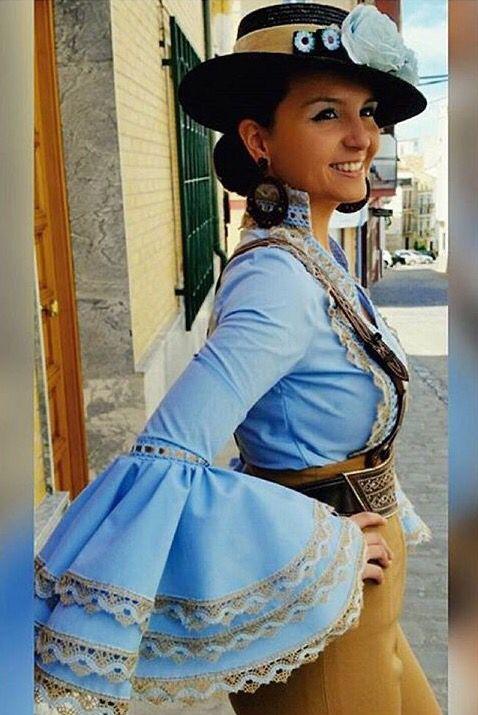 Amazona flamenca @anaayamaria @flamencasconarte