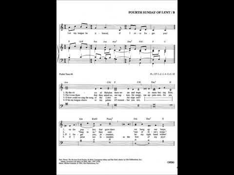 Psalm 137 - Let My Tongue Be Silenced (Guimont) - YouTube