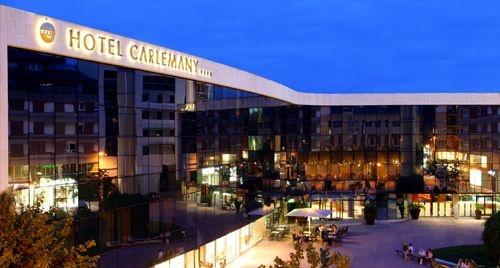 HOTEL CARLEMANY - Hotel Gironès. Costa Brava - www.reservashoteles.net