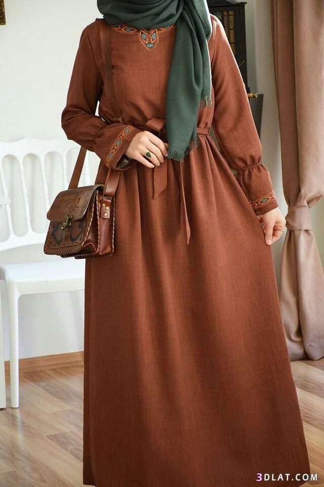 ملابس محجبات2019 اشيك فساتين المحجبات الصيفية ازياء محجبات2019 حجاب 3dlat Com 23 18 C4cf Muslim Fashion Hijab Muslim Fashion Dress Muslim Fashion Outfits