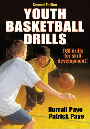 """""""Youth Basketball Drills, Second Edition"""", provides coaches and parents of players with an exceptional resource packed full of fun drills to help their kids learn the game's most important skills. Using beginning, intermediate, and advanced drills, young players who excel in the fundamentals can take their abilities to the next level."""