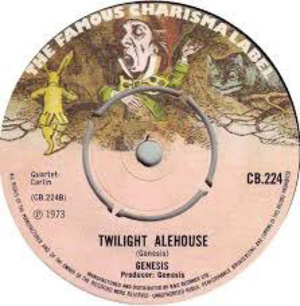 The sublime #TwilightAlehouse was deemed not good enough by #Genesis for #Foxtrot & never made it to the album. Complete madness. #ProgFacts