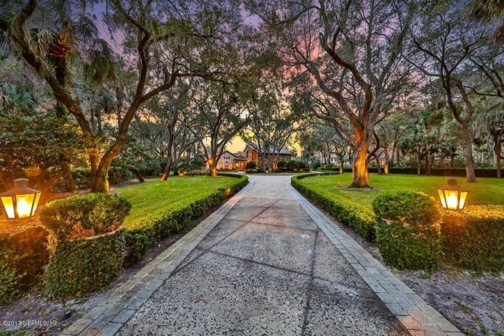 Pro Golfer Fred Funk Lists Florida Estate with European Stylings for $6.1M
