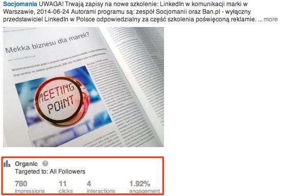 #TYDZIENzLinkedIn Monitoruj efekty i modyfikuj strategię.  #SocjoTips http://bit.ly/LinkedIn22Tipy via @Socjomania